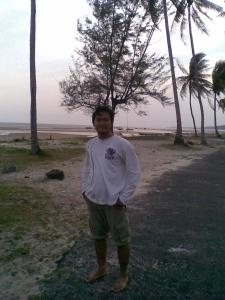 Pantai Sungai Bakau