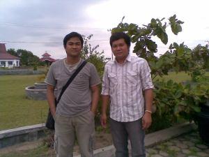 aku dan sepupuku